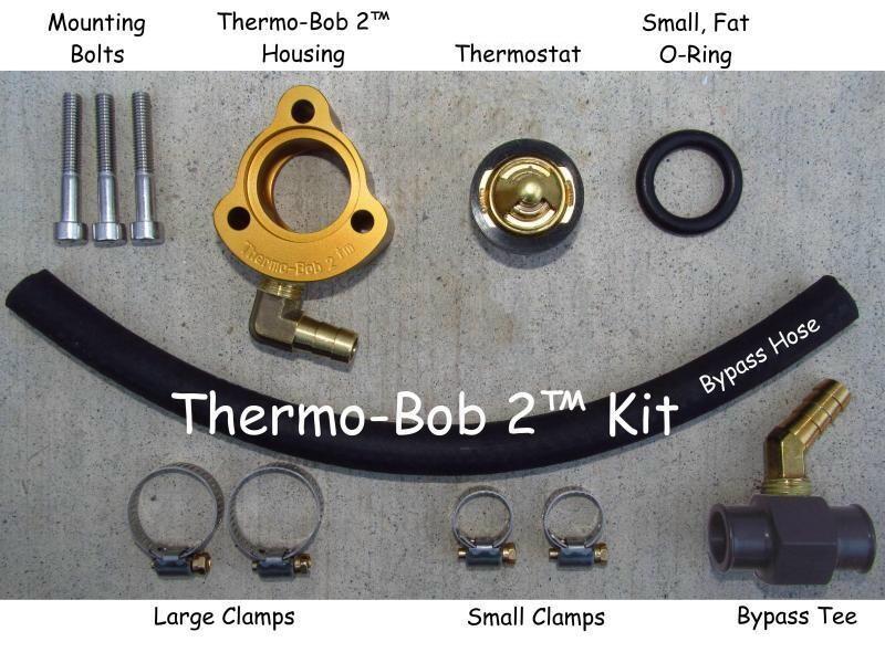 Watt-Man Thermo-Bob 2 KLR650 1987-2018 2022+ KLR600