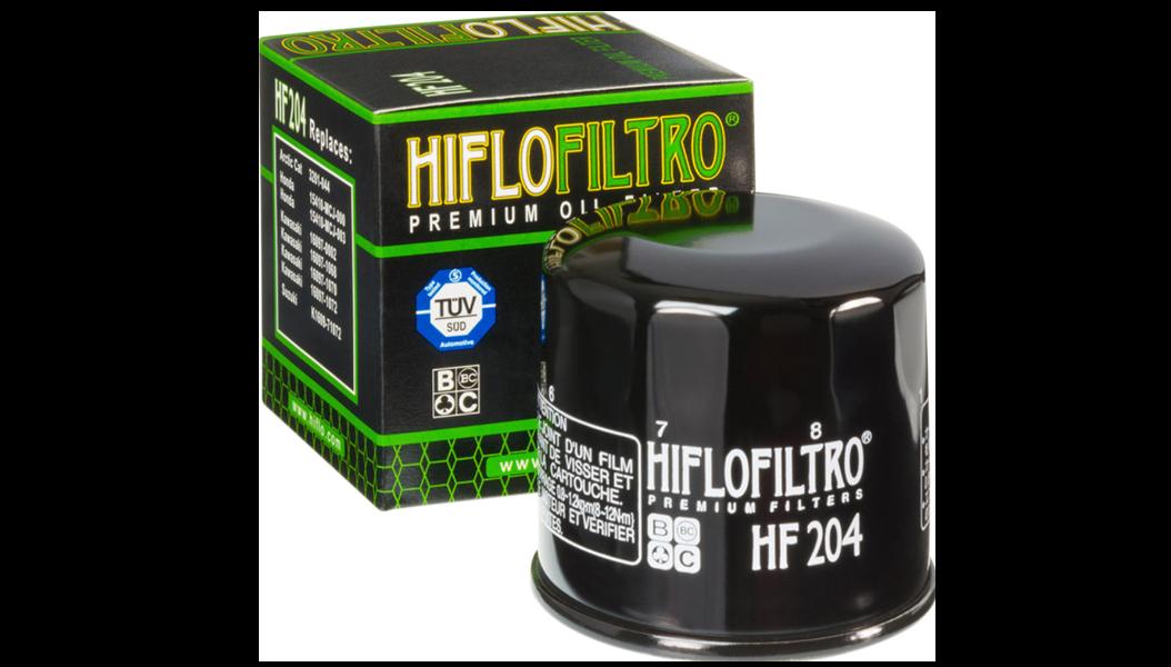 HIFLOFILTRO HF204 Premium Oil Filter