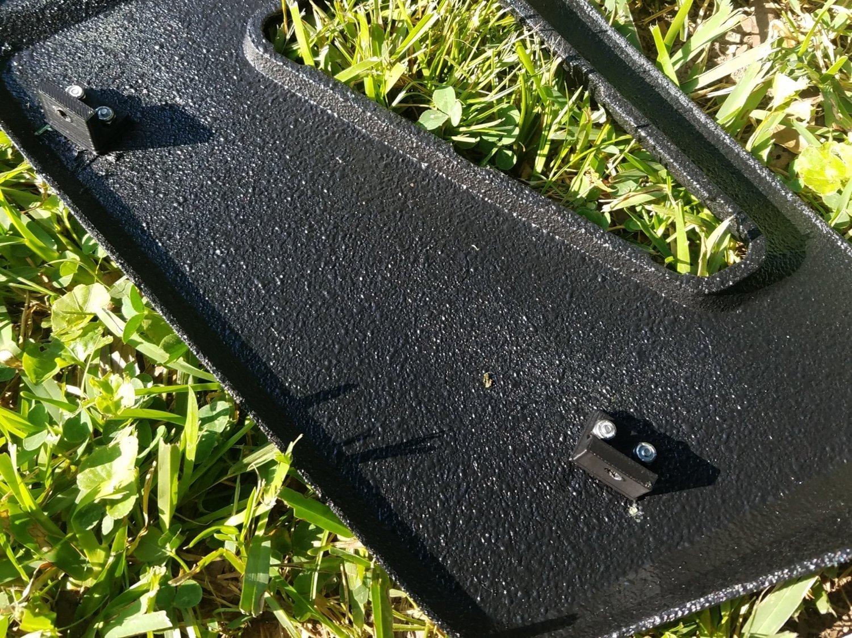 1987-2007 KLR 650 Shroud Tab Repair Kit