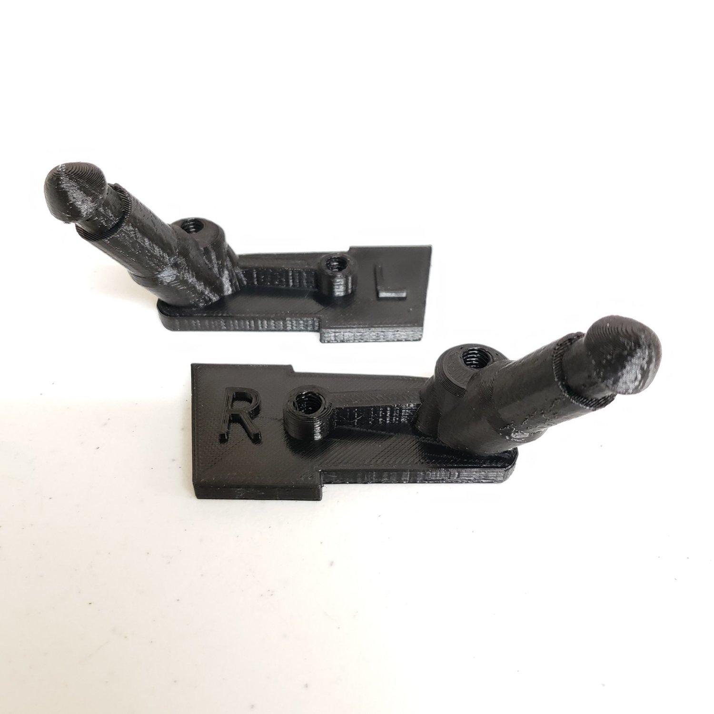 2008+ KLR 650 Fairing Shroud Mounting Peg Repair Kit