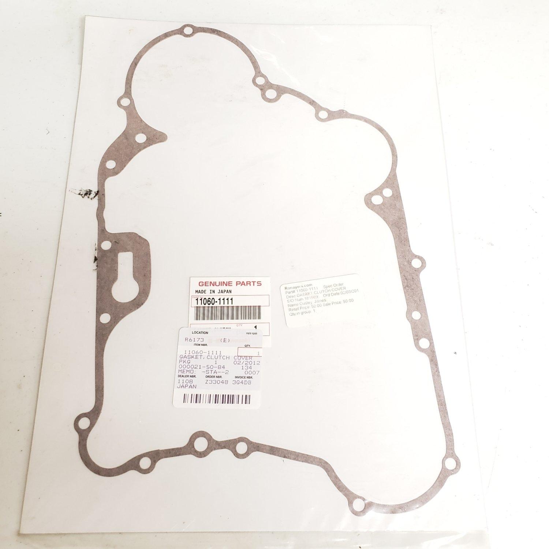 KLR 650 OEM Clutch Cover Gasket - 11060-1111