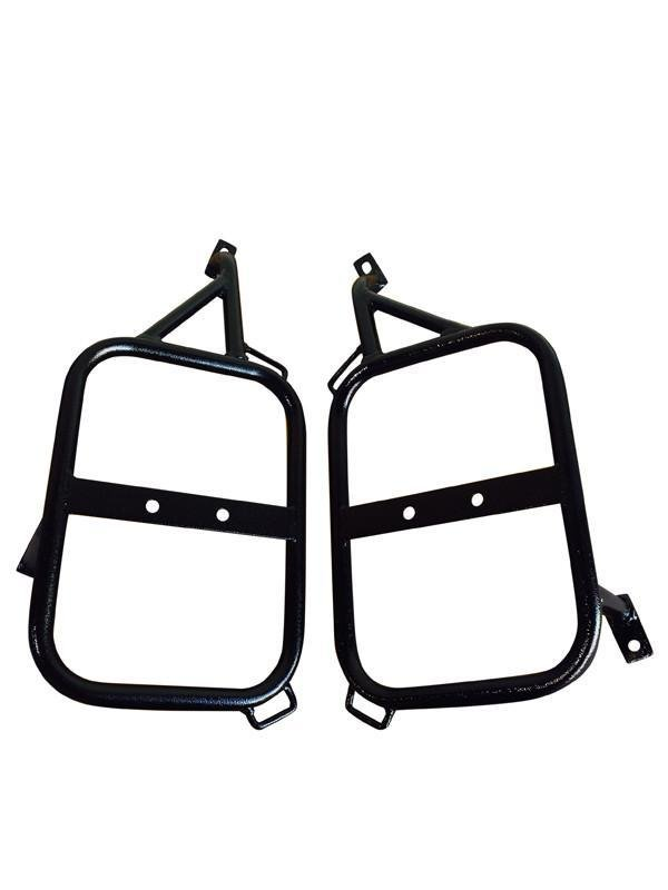 DirtRacks Yamaha WR250R / X Heavy Duty Side Racks for Soft Luggage