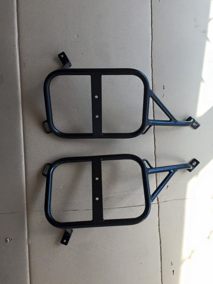 DirtRacks Honda XR650L Heavy Duty Side Racks 1993-2018