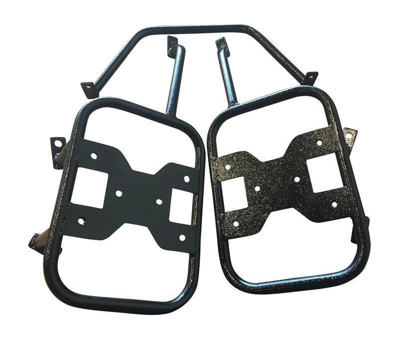 DirtRacks 1996-2018 Suzuki DR650 Multi Use Pannier Mounting Racks