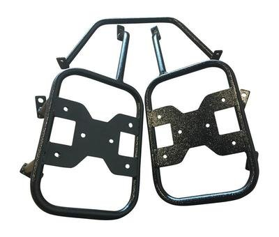 DirtRacks 1996-2018 Suzuki DR650 Multi Use Pannier Mounting Racks