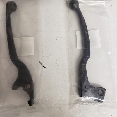 Gen 1 KLR 650 Brake & Clutch Lever Set