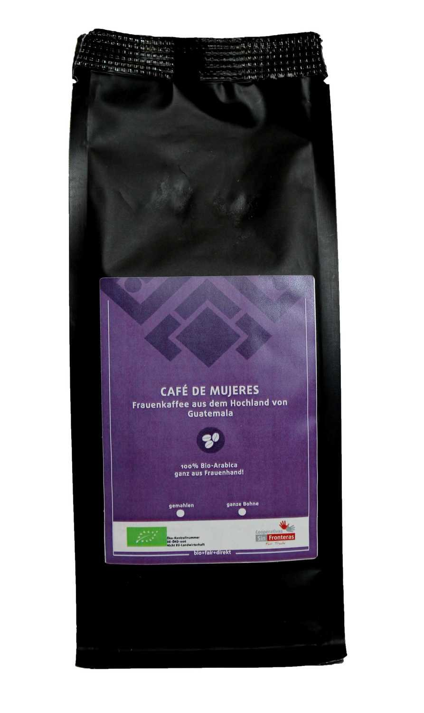 Frauenkaffee - Café de Mujeres BIO, 250g GEMAHLEN