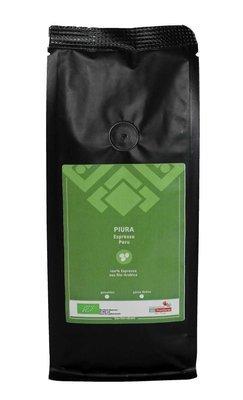 Piura Espresso BIO, 250 g GEMAHLEN