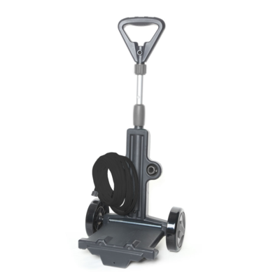 Silica Slayer Heavy Duty Trolley with 20' (6m) GHT Extension Hose