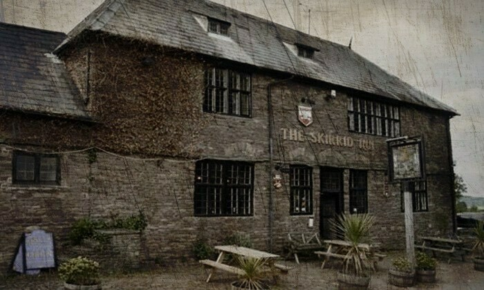 The Skirrid Inn Ghost Hunt Supper - 27/11/2020- £55 P/P