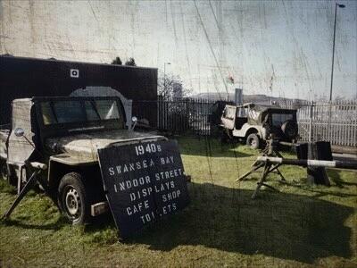 1940's War Museum- Swansea- 05/03/2021- £29 P/P