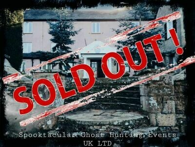 SOLD OUT! Howling Hill House Weekend - Ross- On - Wye- All Inclusive- 16/10/2020-18/10/2020- £139 P/P