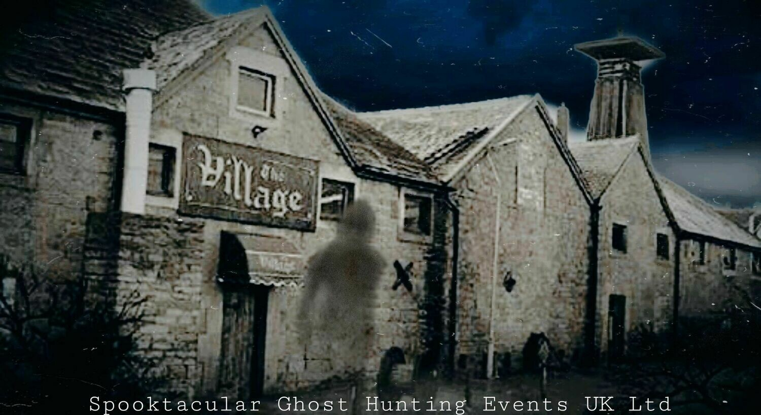 'The Village' Ghost Hunt- Mansfield - 13/02/2021- £29 P/P