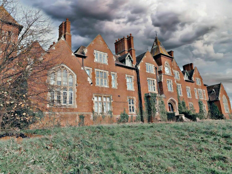 The George Jarvis School Ghost Hunt- 03/04/2021 - £45 P/P