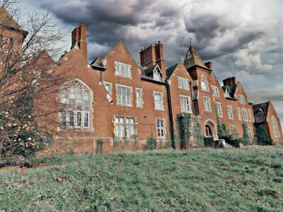 The George Jarvis School Ghost Hunt - 29/01/2021 - £39 P/P -TBC