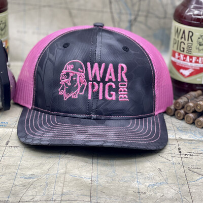 WarPig Pink Trucker Hat