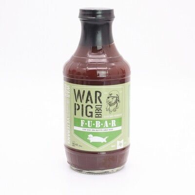 FUBAR Elite BBQ Sauce