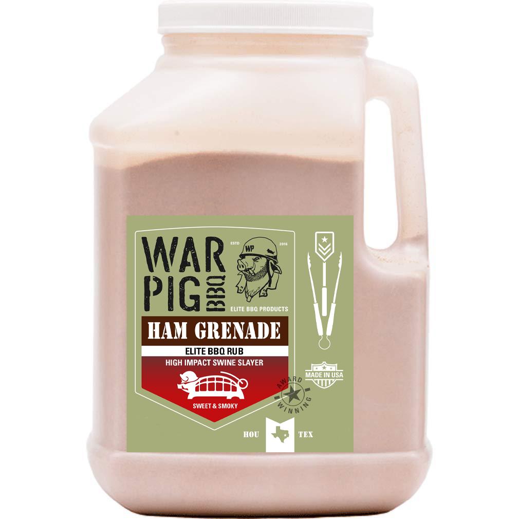 Ham Grenade Jug