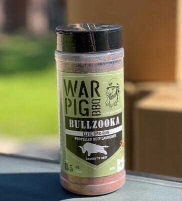 BullZooka Elite Beef BBQ rub