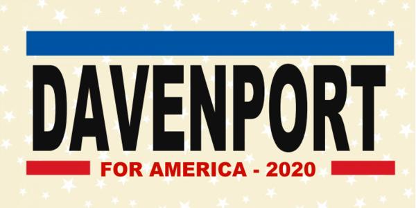 Davenport for America -2020