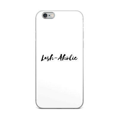 iPhone Case: Lash-Aholic