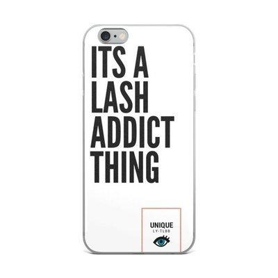 iPhone Case: Lash Addict Thing