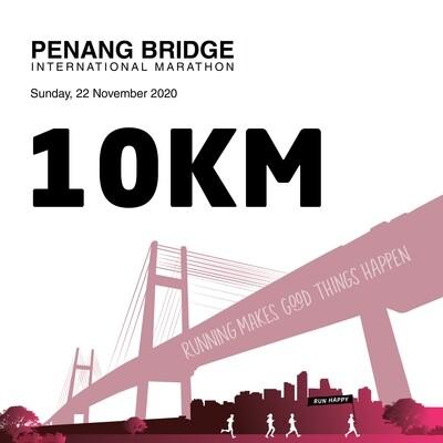 10 KM Registration