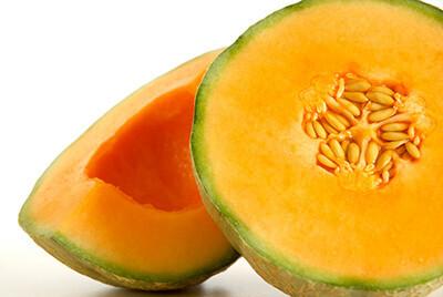 Melon congelé