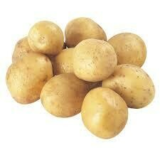 Patates blanches