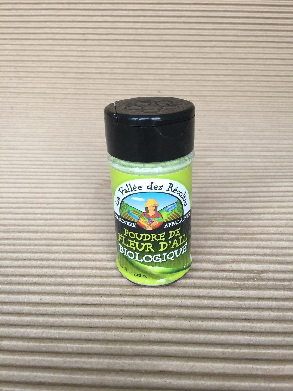 Poudre de fleur d'ail 50 g