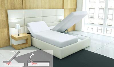 Механизм подъема для кровати PD 122-1 с пружиной