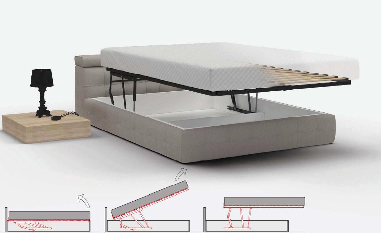 Механизм подъема для кровати PZ 245-5