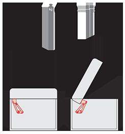 Механизм подъема для пуфа PD 006-1
