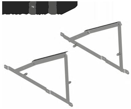 Механизм подъема для оттоманки PZ 180-4