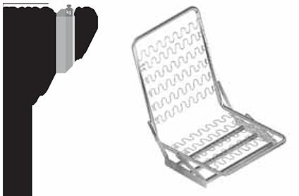 Механизм кресло-трансформер SB 188-5
