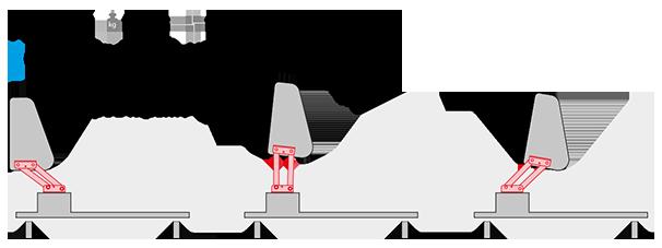 Спинка PB 043-1