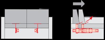 Спинка PC 072-B-5 M