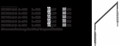 Спинка SZ 341-A-0