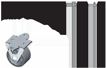 Ролик AR 111-1
