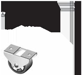 Ролик AR 005-1