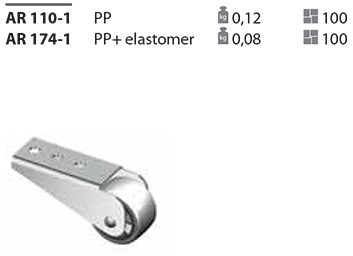 Ролик AR 110-1