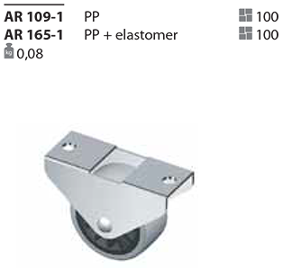 Ролик AR 165-1