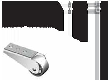 Ролик AR 174-1