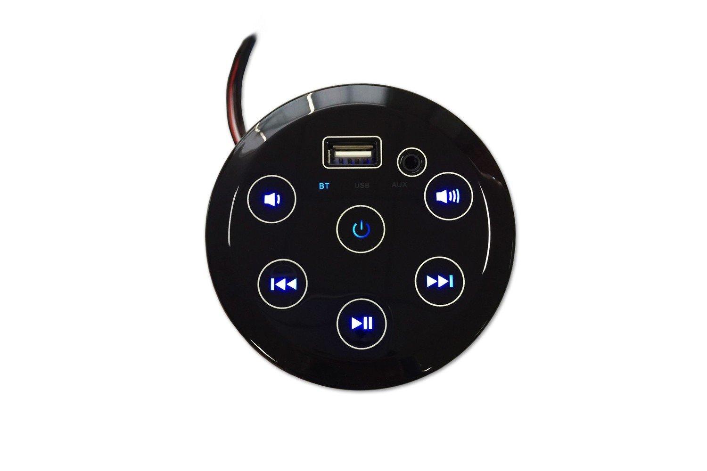 Беспроводная акустическая система MS-003 черная