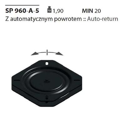 Поворотная база SP 960-A-5