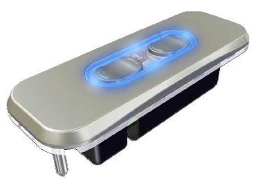 Управление FUTURA на 4 кнопки с подсветкой