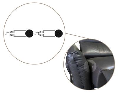 Сенсорное управление на 2 кнопки RAFFEL