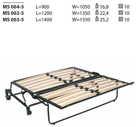 Выкатной механизм для дивана MS 002-5