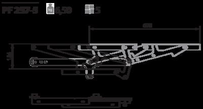 Механизм для дивана пума PF 257-5