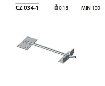 Зацеп CZ 034-1